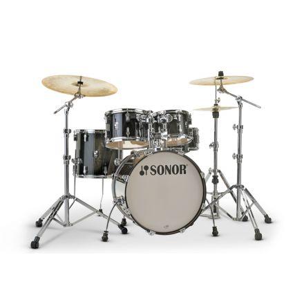 Sonor AQ2 Maple Stage Set - Transparent Black