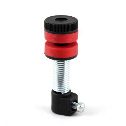Aquarian Accessories Cymbal Spring Medium Red