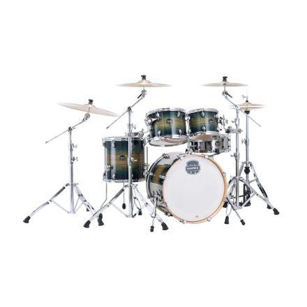 Mapex Armory Series Fusion Drum Set - 20/10/12/14/14 - Rainforest Burst