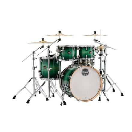 Mapex Armory Series Fusion Shell Pack Emerald Burst