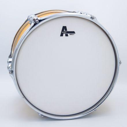 """Attack Pro Flex 1 Series 1 Ply Medium Coated Drum Head - 14"""""""