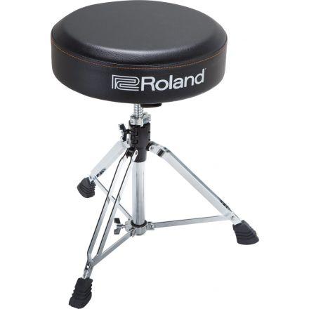 Roland Round Drum Throne, Vinyl Seat Factory Refurb - Full Warranty