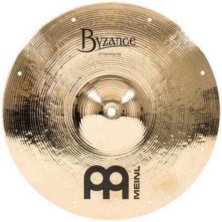 Meinl Byzance Fast Hi Hat Cymbals Brilliant 13