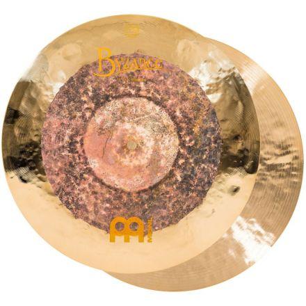 Meinl Byzance Dual Hihat Pair Cymbal 14
