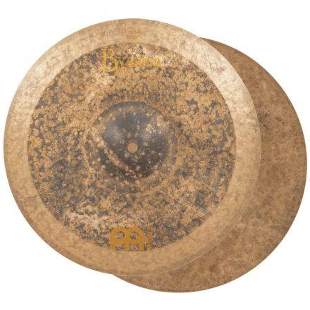 """Meinl Byzance Matt Garstka Equilibrium Hi Hat Cymbals 14"""""""