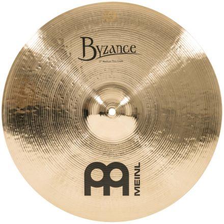 Meinl Byzance Brilliant Medium Thin Crash Cymbal 17