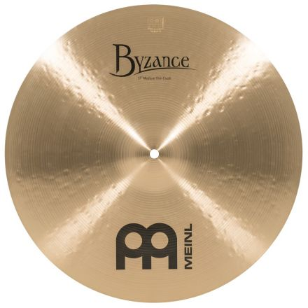 Meinl Byzance Traditional Medium Thin Crash Cymbal 17