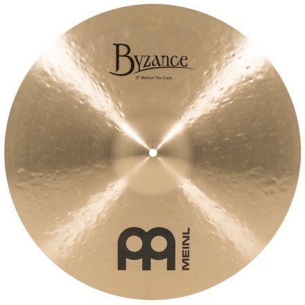 Meinl Byzance Traditional Medium Thin Crash Cymbal 19
