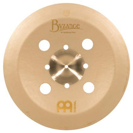 """Meinl Cymbals B20EQCH Byzance Vintage Matt Garstka 20"""" Equilibrium China"""