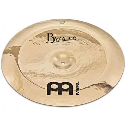 """Meinl Byzance Brilliant Heavy Hammered China Cymbal - 20"""""""