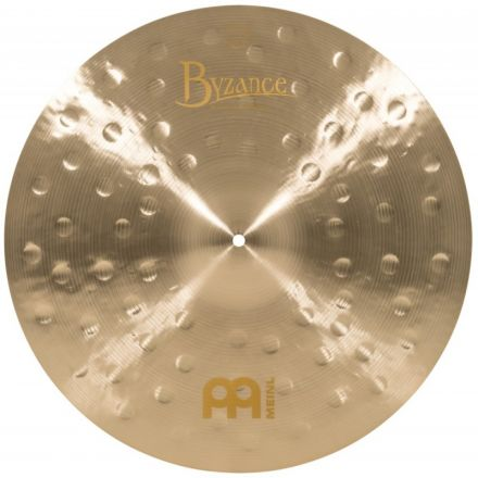 """Meinl Byzance Jazz Extra Thin Ride Cymbal 20"""" 1552 grams"""
