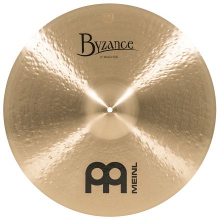 Meinl Byzance Traditional Medium Ride Cymbal 21