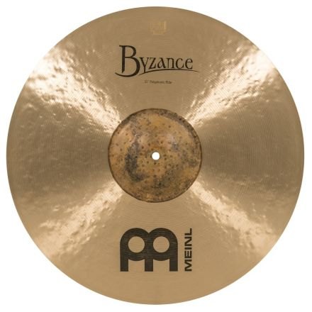 """Meinl Cymbals B21POR Byzance Traditional 21"""" Polyphonic Ride"""