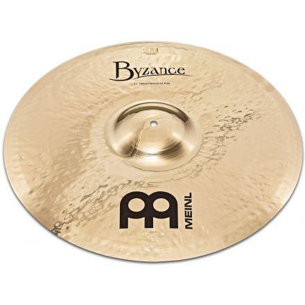 Meinl Cymbals B22HHR-B Byzance Brilliant 22-Inch Heavy Hammered Ride