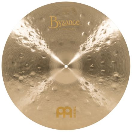 Meinl Byzance Jazz Medium Thin Ride Cymbal 22