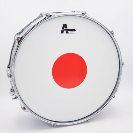 """Attack Pro Flex 1 Series 1 Ply Top Dot/Micro No Overtone Drum Head - 14"""""""