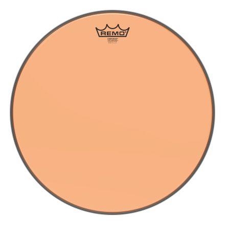 Remo Emperor Colortone Orange 15 Inch Drum Head