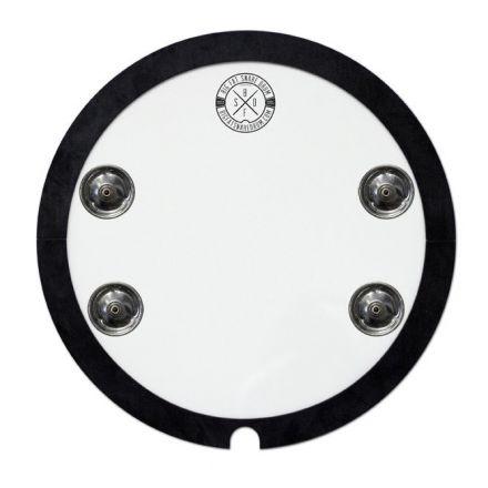 "Big Fat Snare Drum Snare-Bourine 13"""