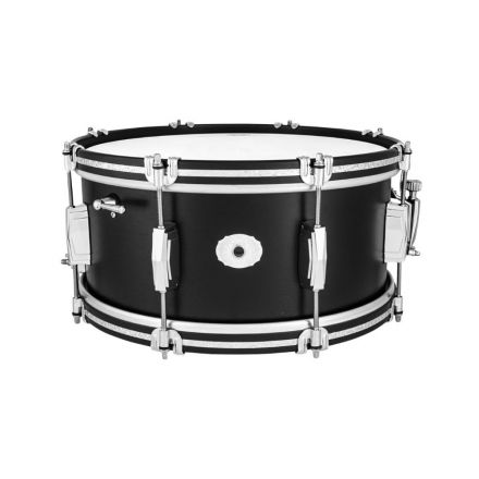 Ludwig Limited Edition Legacy Mahogany Black Cat Snare Drum 14x6.5
