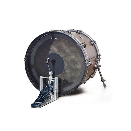 "Black Hole Bass Drum Silencing Pad 22"""