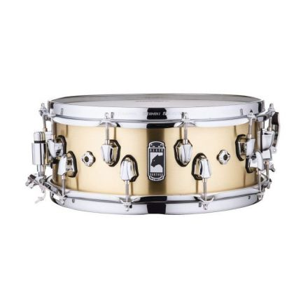 Mapex Black Panther 14x5.5 Metallion Snare Drum - Brass
