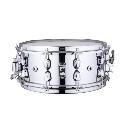 Mapex Black Panther 14x6 Cyrus Snare Drum - Steel