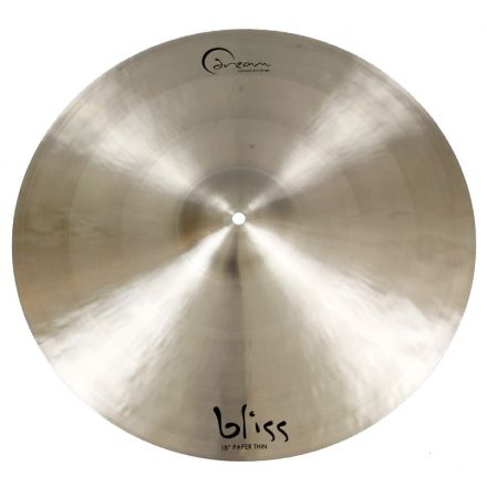 "Dream Bliss Paper Thin Crash Cymbal 18"" 1164 grams"