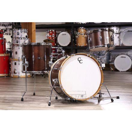 C&C Player Date I 3pc BeBop Drum Kit Walnut
