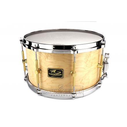 Canopus 'The Maple' Snare Drum 14x8 w/Die Cast Hoops - Oil
