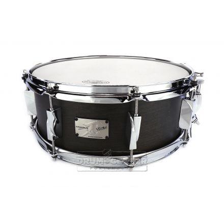 Canopus Yaiba Maple Snare Drum 14x5.5 Antique Brown Matte
