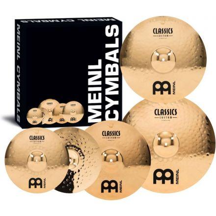 "Meinl Classics Custom Cymbal Box Set w/Free 18"" Crash"