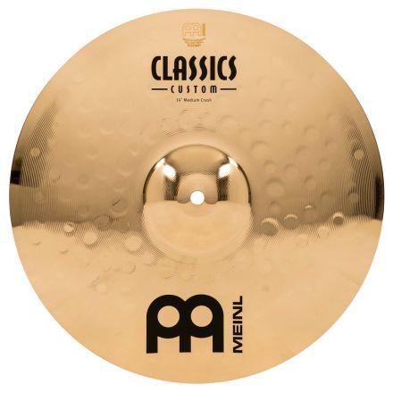 Meinl Classics Custom Medium Crash Cymbal 14