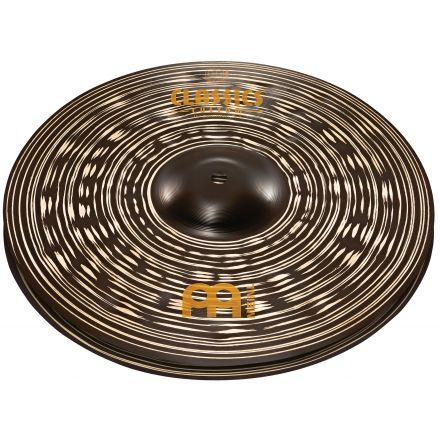 """Meinl Cymbals CC15DAH Classics Custom Dark 15"""" Hi Hat Cymbals"""