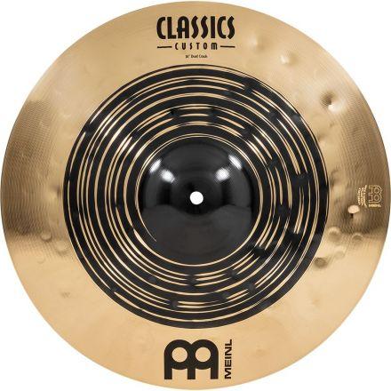 Meinl Classics Custom Dual Series Crash Cymbal 16