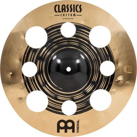 Meinl Classics Custom Dual Series Trash Crash Cymbal 16