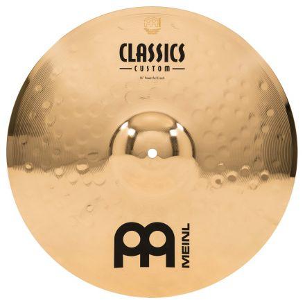 Meinl Classics Custom Powerful Crash Cymbal 16