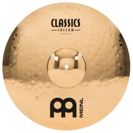 Meinl Classics Custom Medium Crash Cymbal 17