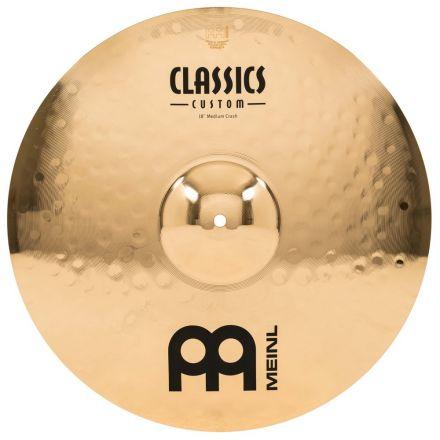 Meinl Classics Custom Medium Crash Cymbal 18
