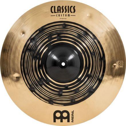 Meinl Classics Custom Dual Series Crash Cymbal 19