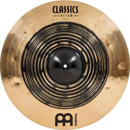 Meinl Classics Custom Dual Series Crash Cymbal 20