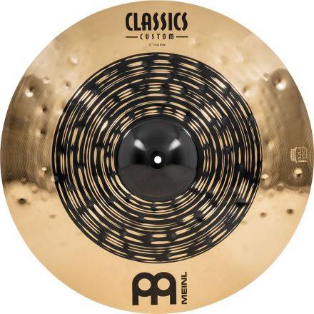 Meinl Classics Custom Dual Series Ride Cymbal 22
