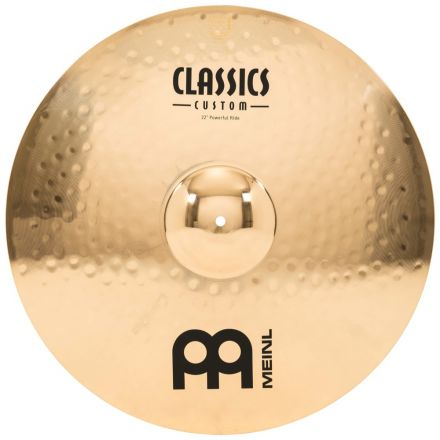 Meinl Classics Custom Powerful Ride Cymbal 22