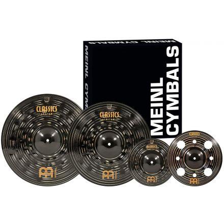 Meinl Classics Custom Dark Crash & Effect Pack