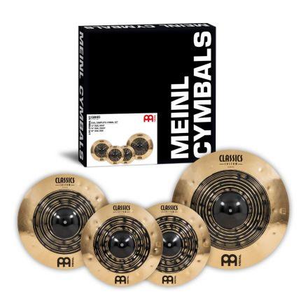 Meinl Classics Custom Dual Series Cymbal Set 14/16/20