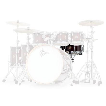 Gretsch Catalina Maple 5.5x14 Snare Drum Deep Cherry Burst