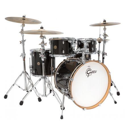 Gretsch Catalina Maple 5pc Groove Drum Set Deep Cherry Burst