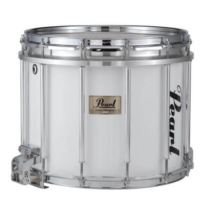 Pearl 14X12 Competitor Ffx Snare - Pure White