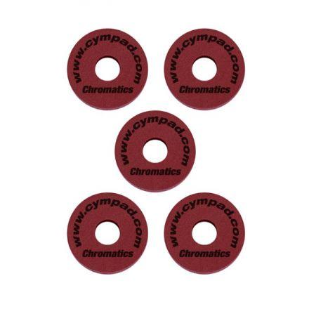 Cympad Chromatics Set 40/15mm Crimson (5pcs)