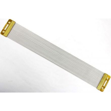 """Canopus Vintage Snare Wire for 12"""" Snare Drum - Chrome Plated"""