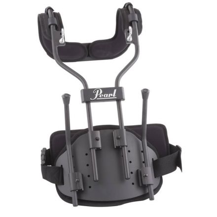 Pearl Marching Percussion: Cx Airframe Bass Drum Carrier